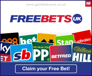 Free Bets William Hill
